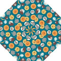 Animal Pattern Golf Umbrellas by Nexatart