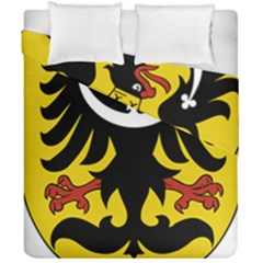 Silesia Coat Of Arms  Duvet Cover Double Side (california King Size) by abbeyz71