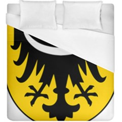 Silesia Coat Of Arms  Duvet Cover (king Size) by abbeyz71