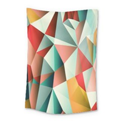 Abstracts Colour Small Tapestry by Nexatart