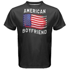 American Boyfriend   Men s Cotton Tee