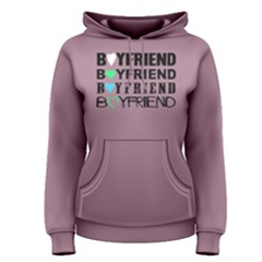 Boyfriend - Women s Pullover Hoodie by FunnySaying
