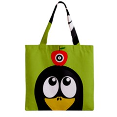 Animals Penguin Grocery Tote Bag
