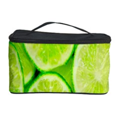 Green Lemon Slices Fruite Cosmetic Storage Case