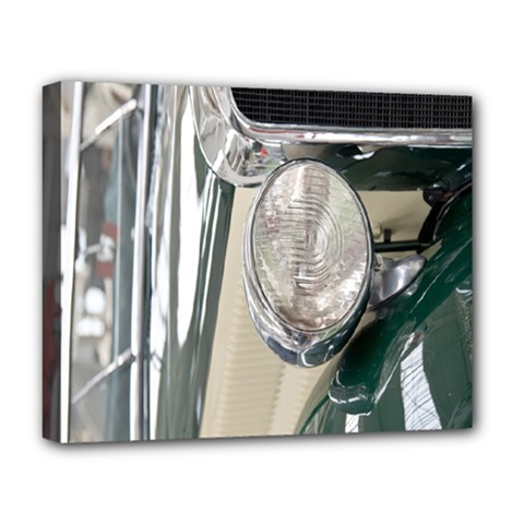 Auto Automotive Classic Spotlight Deluxe Canvas 20  X 16   by Nexatart