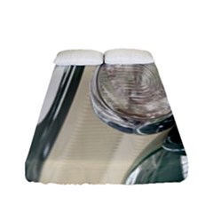Auto Automotive Classic Spotlight Fitted Sheet (full/ Double Size) by Nexatart