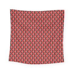 Hexagon Based Geometric Square Tapestry (small)