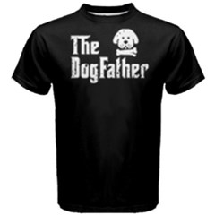 The Dog Father - Men s Cotton Tee