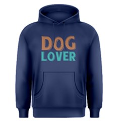 Dog Lover   Men s Pullover Hoodie by FunnySaying