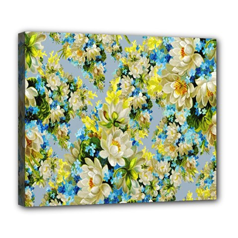 Background Backdrop Patterns Deluxe Canvas 24  X 20   by Nexatart
