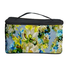 Background Backdrop Patterns Cosmetic Storage Case by Nexatart