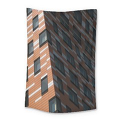 Building Architecture Skyscraper Small Tapestry