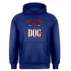 New York City Dog   Men s Pullover Hoodie by FunnySaying