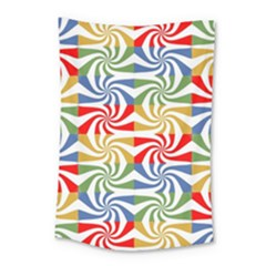 Candy Pattern  Small Tapestry by Nexatart
