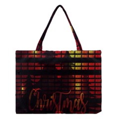 Christmas Advent Gloss Sparkle Medium Tote Bag