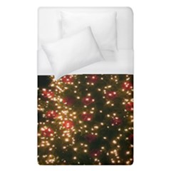 Christmas Tree Duvet Cover (single Size)