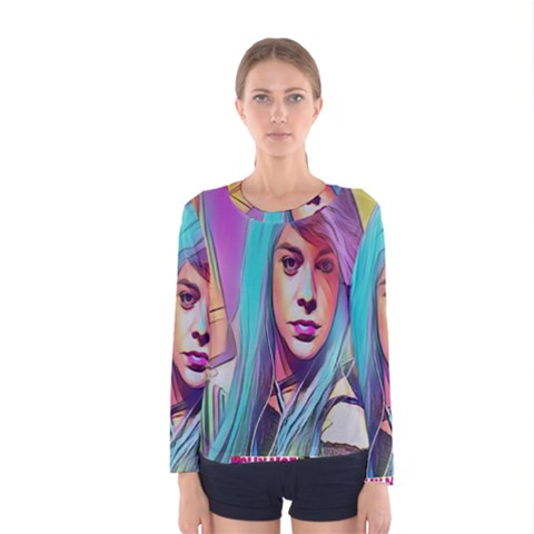 Drag On Go Women s Long Sleeve Tee by MRTACPANS