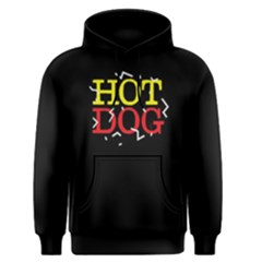 Hot Dog   Men s Pullover Hoodie