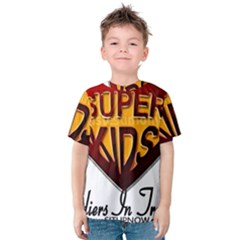 Sickle Super Kids  Kids  Cotton Tee