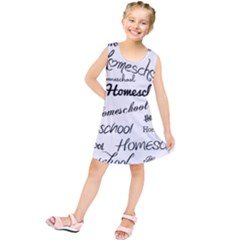Homeschool Kids  Tunic Dress by athenastemple