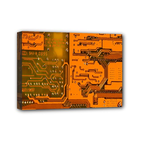 Circuit Mini Canvas 7  X 5