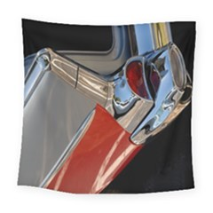 Classic Car Design Vintage Restored Square Tapestry (large) by Nexatart