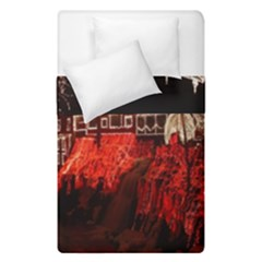 Clifton Mill Christmas Lights Duvet Cover Double Side (single Size)