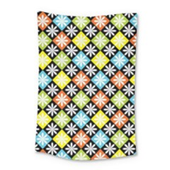 Diamonds Argyle Pattern Small Tapestry