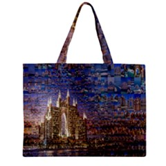 Dubai Zipper Mini Tote Bag