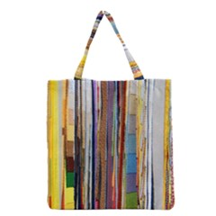 Fabric Grocery Tote Bag