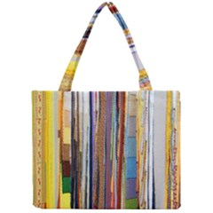 Fabric Mini Tote Bag by Nexatart