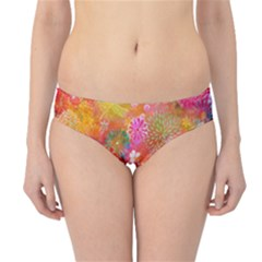 Here In Heaven Hipster Bikini Bottoms by KirstenStar