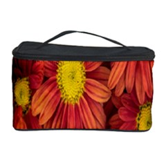 Flowers Nature Plants Autumn Affix Cosmetic Storage Case by Nexatart