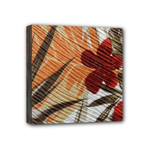 Fall Colors Mini Canvas 4  X 4  by Nexatart