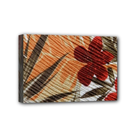Fall Colors Mini Canvas 6  X 4  by Nexatart
