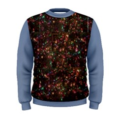 Dazzlingly Christmas Lights Men s Sweatshirt