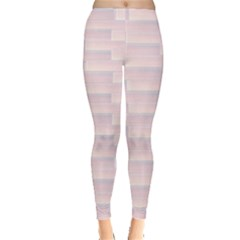 Lavendar Sunset Leggings  by SusanFranzblau