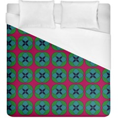 Geometric Patterns Duvet Cover (king Size)