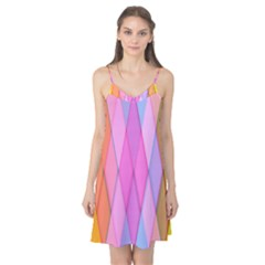 Graphics Colorful Color Wallpaper Camis Nightgown by Nexatart