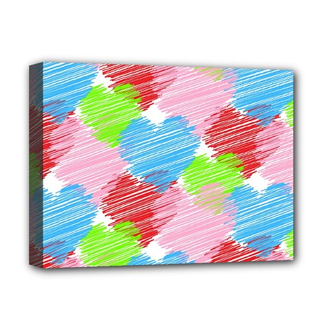 Holidays Occasions Valentine Deluxe Canvas 16  X 12