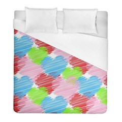 Holidays Occasions Valentine Duvet Cover (full/ Double Size)