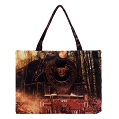 Locomotive Medium Tote Bag