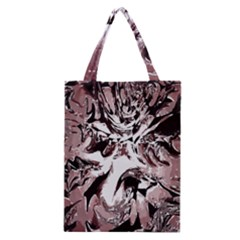 Metal Lighted Background Light Classic Tote Bag by Nexatart