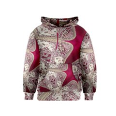 Morocco Motif Pattern Travel Kids  Pullover Hoodie by Nexatart
