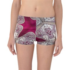 Morocco Motif Pattern Travel Reversible Bikini Bottoms by Nexatart