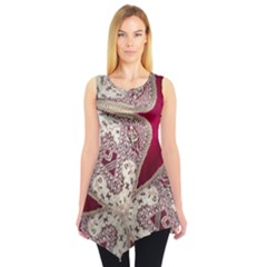 Morocco Motif Pattern Travel Sleeveless Tunic by Nexatart