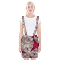 Morocco Motif Pattern Travel Suspender Skirt by Nexatart