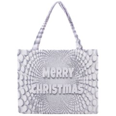 Oints Circle Christmas Merry Mini Tote Bag by Nexatart