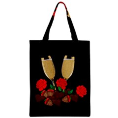 Valentine s Day Design Zipper Classic Tote Bag by Valentinaart