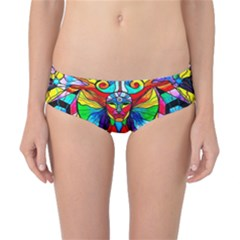 Human Self Awareness - Classic Bikini Bottoms by tealswan